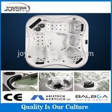 2014 Acrylic Material and Freestanding Installation Type whirlpool massage bathtub