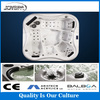 2014 Acrylic Material and Freestanding Installation Type whirlpool massage bathtub