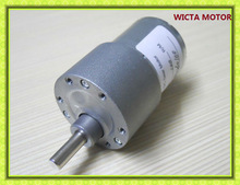 Low RPM High Torque Small Electric 24v 12v DC Motor