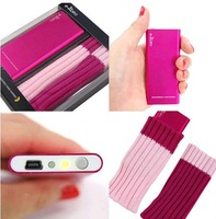Hot sale Rechargeable battery powered portable heater hand warmer