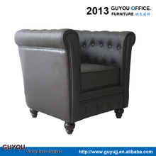 New style Leather sofa /Living room sofa/Sofa chair with PU leather