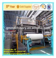 2013 Guangmao 1575mm Hot Sale A4 printing paper machines,newspaper printing machine
