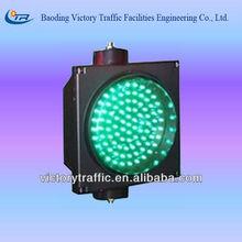 traffic greenlight/ 400mm LED PC traffic light