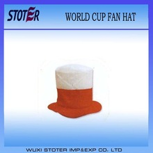 Football fans party top hat-55