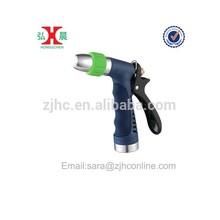 2014 New Comfortable Metal Adjustable Garden Spray Gun
