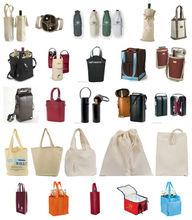 Professional custom all kinds of Wine Bag/wine cooler bag