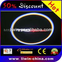 50% discount hot selling 12v 5w car logo ghost shadow light for PATROL car