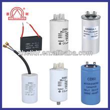 Aluminum Electrolytic capacitor/ Motor Start Capacitor CD60