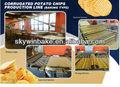 chips de patata automática que hace la máquina precio