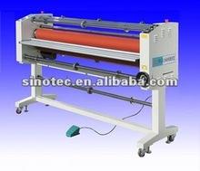 2012 hot sale high quality cold press laminator