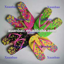 New summer women flip flops EVA rubber beach flip flops