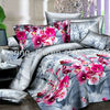 Microfiber 3d disperse european bed linen