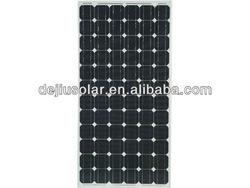 High efficiency 175~205w mono solar panel china manufacture