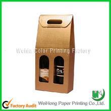 good looking dongguan factory custom packaging wine
