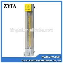 LZB-DK100/200 Glass tube Rota meter (Flow meter) Water Flow meter ,Gas Flow meter