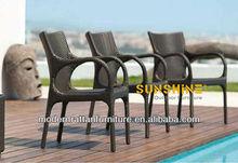 Malibu Wave Shape Chair/Garden Lawn Chair/Beach Pool Chair