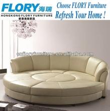 Round sofa bed - bedroom furniture set S818