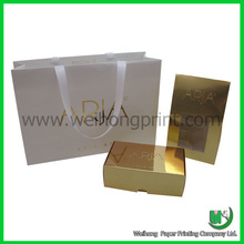 dongguan factory price professional custom clothing boxes and bags