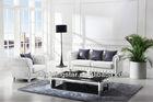 new design modern leather sectional corner living room sofa