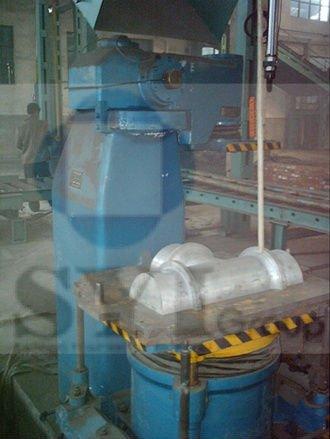 Professionnel en acier fonderie syi- groupe