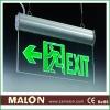 Malon ML-B089 photoluminescent exit sign/autotest/rechargeable lamp/beacon/led lantern/124