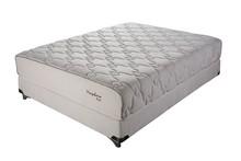 AL-1107 convex pocket spring memory foam mattress
