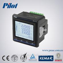 PMAC770 Modbus communication power meter, Bacnet power quality analyzer