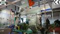 Ce/gost/25x13mm 5t/h ring die biomasse presse granulés de bois faisant la machine