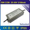 70w waterproof led power supply