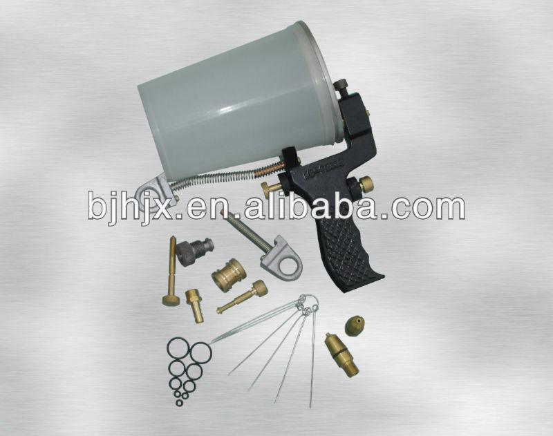 Jelkot/reçine püskürtme tabancası