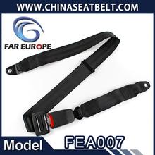Hot selling webbing nylon bus seat belt manufacturer