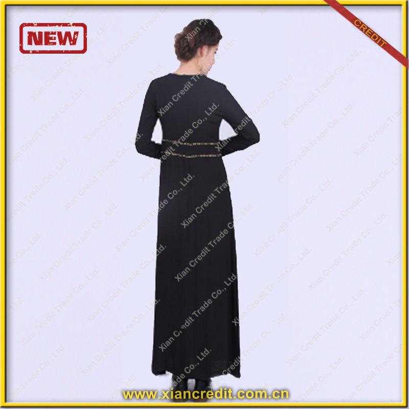 nueva moda de la mujer árabe moderno abaya abaya ropaislámica