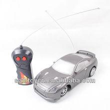 27Mhz 2ch cheap rc nissan toy car