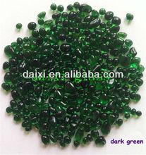 dark green glass beads for swimming pool