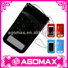 Multifunctional hold all electronic devices plastic waterproof pouch