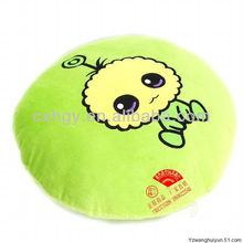 lovely child plush round shaped throw pillow cushion