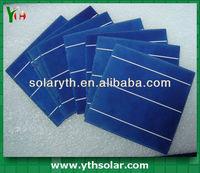 2013 hottest price for sale new energy 4watt-4.3watt 156x156 grade A monocrystalline cheap solar cell solar panel DIY pv module