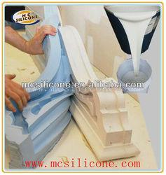 RTV Silicone Fluid Mold making