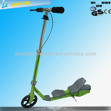 Unique speeder scooter bike with EN14619