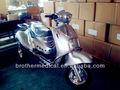 الغاز بالطاقة سكوتر المعاقين 49cc وظيفة كاملة دراجة ثلاثية العجلات