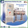 5kg/h ozônio gerador de purificação de água para tratamento de esgoto urbano