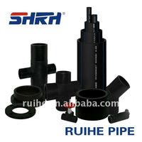 PE80 PE100 PE Tubes/hdpe pn16 pipe