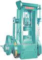Manual de máquina de la prensa& mecánica de doble acción de prensa de la máquina---- hecho en china