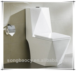 9213 ceramic design bathroom toilet bowl