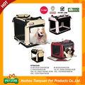 2014 nuevo de moda para mascotas bolsa de transporte/jaula de perro con ruedas/comercial de la jaula del perro