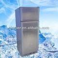 Gás xcd-240/querosene/electricidade três- forma powered vertical/permanente de geladeira/gás de geladeira geladeira elétrica