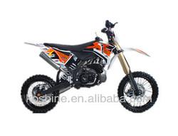 Adjustable Suspension Motorcycle