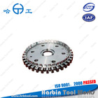 Balzers coating, Gleason machine spiral bevel gear cutter, single inside finishing,gear cutting tool, ISO9001