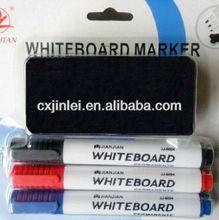 multi-color bullet nib Skin safe whiteboard marker pen