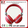 Cheap wireless stereo bluetooth headphone for laptop samsung smart tv